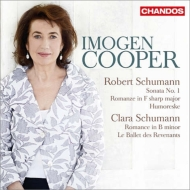 Piano Works Vol.2 +C.Schumann : I.Cooper
