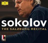 グリゴリー・ソコロフ ザルツブルク・リサイタル2008〜ショパン、モーツァルト、スクリャービン(2CD)