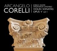 Violin Sonatas Op, 5, Vol.1: Onofri(Vn)Imaginarium Ensemble