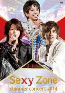 Sexy Zone summer concert 2014 (DVD)