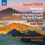 序曲集、『ヘディ』バレエ音楽、新チェコ劇場開幕のためのプロローグ、他 シュティレック&チェコ・ナショナル響
