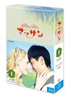 Renzoku Tv Shousetsu Massan Kanzen Ban Blu-Ray Box 1