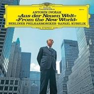 交響曲第9番「新世界より」:ラファエル・クーベリック指揮&ベルリン・フィルハーモニー管弦楽団 (アナログレコード)