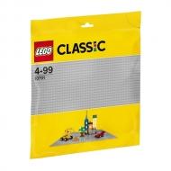 LEGO 10701 クラシック・基礎板(グレー)