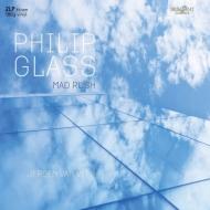 『マッド・ラッシュ〜フィリップ・グラス・ピアノ作品集』 イェローン・ファン・フェーン(2LP)