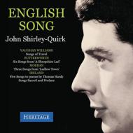 Shirley-quirk: English Song