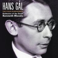 ハンス・ガル:交響曲全集|HMV&...