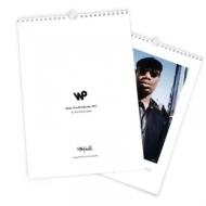 Ricky Powell Calendar 2015 By Wax Poetics Japan