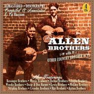 Allen Brothers & Other Country Brother Acts