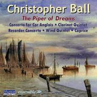 The Piper Of Dreams-music For Winds: Arden-taylor(E-hr, Rec)Craven(Cl)C.ball /