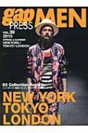 Gappress Men 2015ss Vol.39