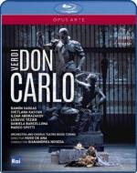 『ドン・カルロ』全曲 デ・アナ演出、ノセダ&トリノ・レッジョ劇場、ヴァルガス、アブドラザコフ、他(2013 ステレオ)(日本語字幕付)