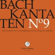 カンタータ集第9集〜第99、110、169番 ルドルフ・ルッツ&バッハ財団管弦楽団