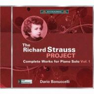Complete Piano Works Vol.1: Bonuccelli