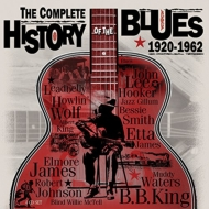 Various/Complete History Of The Blues 1920-1962