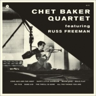 Chet Baker Quartet (180グラム重量盤レコード)