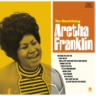 Electrifying Aretha Franklin (180グラム重量盤レコード)