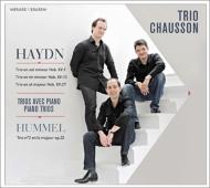 ハイドン:ピアノ三重奏曲第43番、第25番、第5番、フンメル:ピアノ三重奏曲第2番 トリオ・ショーソン