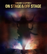 EXOLOGY CHAPTER 1 ON STAGE & OFF STAGE [2BOOKS+GOODS]