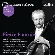 ドヴォルザーク:チェロ協奏曲 ピエール・フルニエ、イシュトヴァン・ケルテス&ルツェルン祝祭管(1967年ステレオ)、鳥の歌(1976年ステレオ)、他