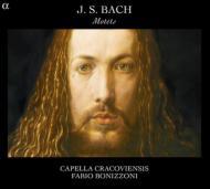 J.S.バッハ:七つのモテット BWV.225-BWV.230、BWV.Anh.159 ファビオ・ボニッツォーニ、カペラ・クラコヴィエンシス