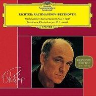 Rachmaninov Piano Concerto No.2, Beethoven Piano Concerto No.3 : Sviatoslav Richter(P)Wislocki / Warsaw PO, Kurt Sanderling / VSO