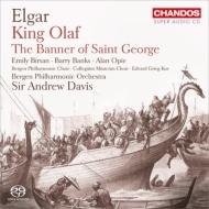 『オラフ王の伝説からの情景』『聖ジョージの旗』 アンドルー・デイヴィス&ベルゲン・フィル(2SACD)