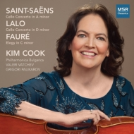 Saint-Saens Cello Concerto No.1, Lalo Cello Concerto : Kim Cook(Vc)Vatchev / Palikarov / Philharmonia Bulgarica
