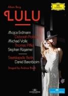 『ルル』コールマン改訂3幕版 ブレート演出、バレンボイム&ベルリン国立歌劇場、エルトマン、ポラスキ、フォレ、他(2012 ステレオ)