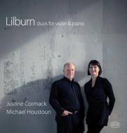 Duos For Violin & Piano: Cormack(Vn)Houstoun(P)