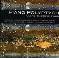 Clare Hammond: Piano Polyptych-j.anderson, Grange, Hellawell, Hesketh, Swayne
