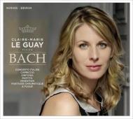 イタリア協奏曲、『最愛の兄の旅立ちに寄せて』、半音階的幻想曲とフーガ、パルティータ第1番、他 クレール=マリ・ル・ゲ(ピアノ)