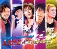 """Summer Concert 2014 A.B.C-Z★""""Legend"""" (Blu-ray)"""