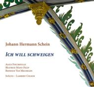Ich Will Schweigen: Colson / Ensemble Inalto A.foccroulle Mayo-felip Mechelen