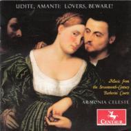 Udite Amanti-music From The 17th Century Barberini Courts: Armonia Celeste