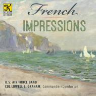 French Impressions: Us Air Force Band