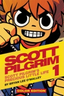 O'malley Bryan Lee/Scott Pilgrim Color Hardcover Volume 1: Precious Little Life(洋書)