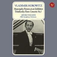 チャイコフスキー:ピアノ協奏曲第1番、ムソルグスキー:展覧会の絵 ホロヴィッツ、トスカニーニ&NBC響