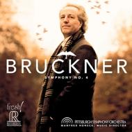 交響曲第4番『ロマンティック』 マンフレート・ホーネック&ピッツバーグ交響楽団