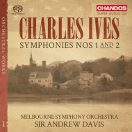 交響曲第1番、第2番 アンドルー・デイヴィス&メルボルン交響楽団