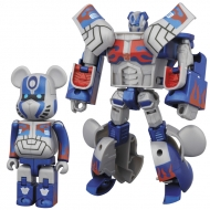 BE@RBRICK×TRANSFORMERS OPTIMUS PRIME(AGE OF EXTINCTION Ver.)