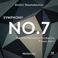 交響曲第7番『レニングラード』 パーヴォ・ヤルヴィ&ロシア・ナショナル管弦楽団