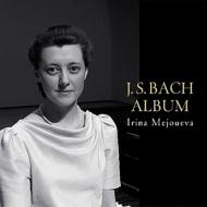 ゴルトベルク変奏曲、イタリア協奏曲、半音階的幻想曲とフーガ、最愛の兄の旅立ちに寄せて、他 メジューエワ(2013〜14)(2CD)