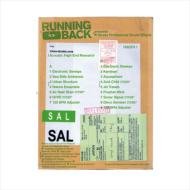 Running Back Presents Strada Professional Sound