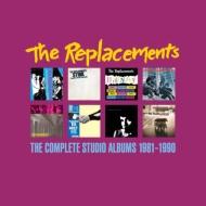 Complete Studio Albums 1981-1990 (8CD)