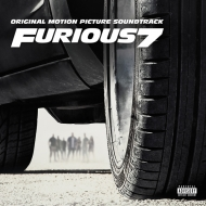 Fast And Furious 7 -Sky Mission-Soundtrack [Europe Import Edition]