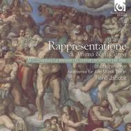 音楽劇『魂と肉体の劇』 ヤーコプス&ベルリン古楽アカデミー(2CD)