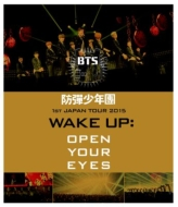 防弾少年団 1st JAPAN TOUR 2015「WAKE UP:OPEN YOUR EYES」