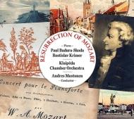 2台のピアノのための協奏曲、交響曲第40番 バドゥラ=スコダ、クリマー、アンドレス・ムストネン&クライペダ室内管