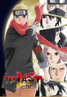 THE LAST -NARUTO THE MOVIE-【通常版】DVD